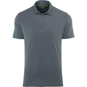 Meru Wembley Funkcjonalna koszulka polo Mężczyźni, ombre blue
